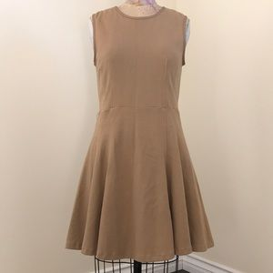 NWT Zara tan dress